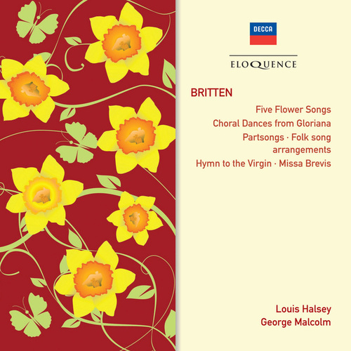 Britten: Partsongs; Hymn To The Virgin; Missa Brevis de The Elizabethan Singers