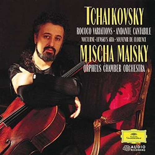 Tchaikovsky: Rococo Variations; Souvenir de Florence; Lensky's Aria From 'Eugen Onegin'; Nocturne In D Minor (From Op. 19, No. 4); Andante Cantabile, Op. 11 de Mischa Maisky