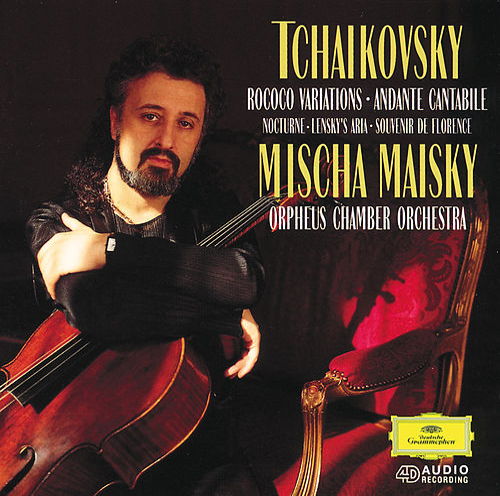 Tchaikovsky: Rococo Variations; Souvenir de Florence; Lensky's Aria From 'Eugen Onegin'; Nocturne In D Minor (From Op. 19, No. 4); Andante Cantabile, Op. 11 de Mischa Maisky