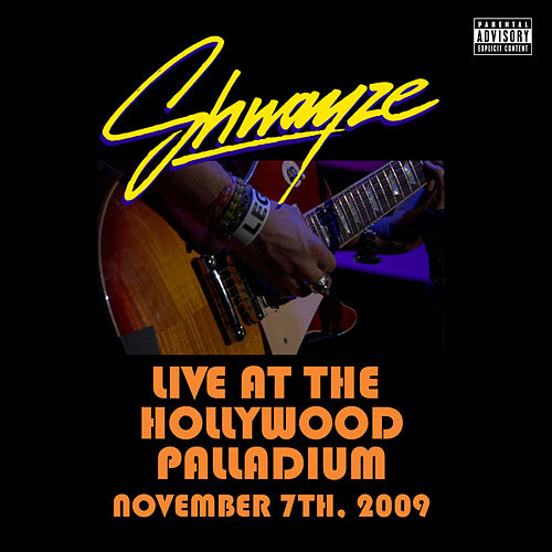 Live At The Hollywood Palladium de Shwayze