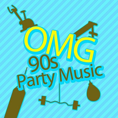 OMG: 90s Party Music von Various Artists