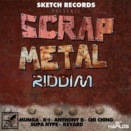 Scrap Metal Riddim - EP by Various Artists