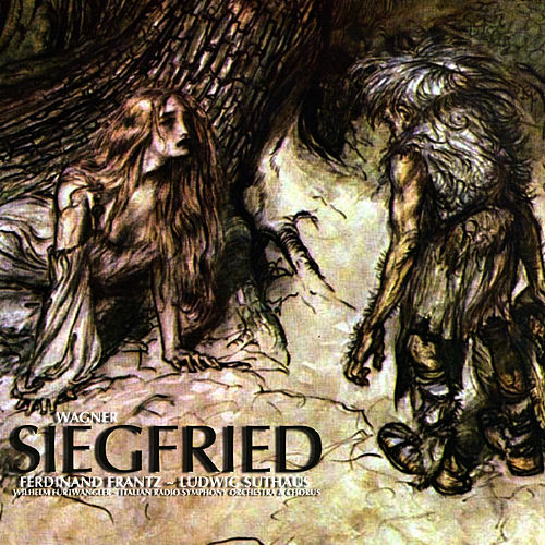Wagner: Siegfried by Ferdinand Frantz