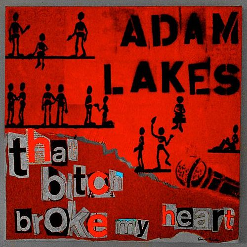 That Bitch Broke My Heart by Adam Lakes