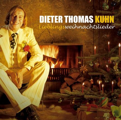 Lieblingsweihnachtslieder von Dieter Thomas Kuhn