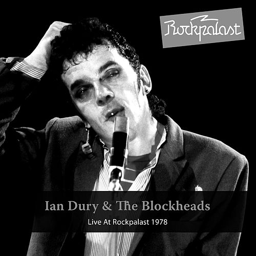 Live At Rockpalast de Ian Dury
