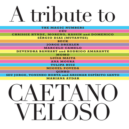 A Tribute To Caetano Veloso de Various Artists