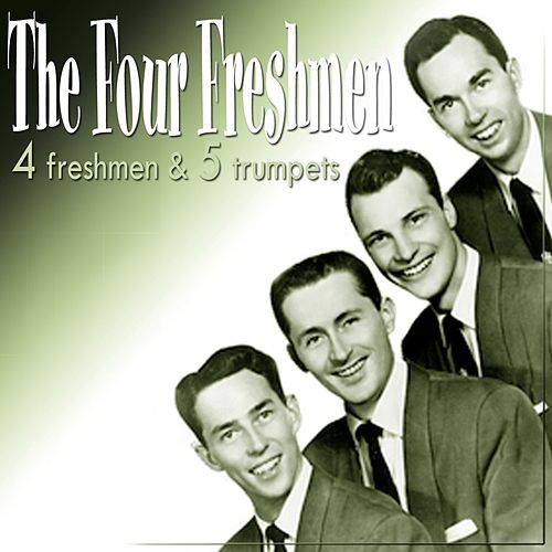 4 Freshmen And 5 Trumpets de The Four Freshmen