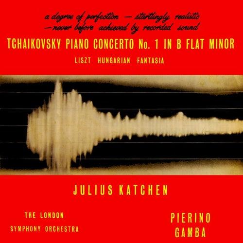 Tchaikovsky Piano Concerto No. 1 von Julius Katchen
