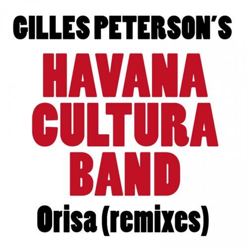 Orisa (Remixes) de Gilles Peterson