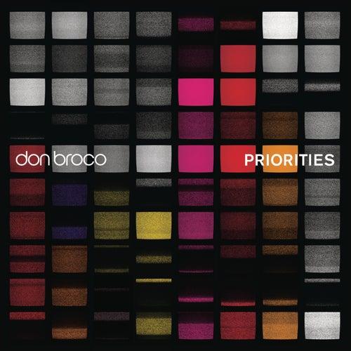 Priorities (Deluxe Version) von Don Broco