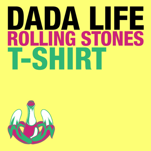 Rolling Stones T-Shirt de Dada Life