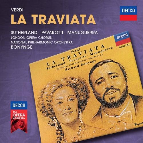 Verdi: La Traviata von Dame Joan Sutherland
