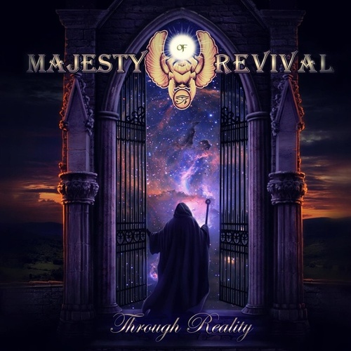 Through Reality von Majesty Of Revival