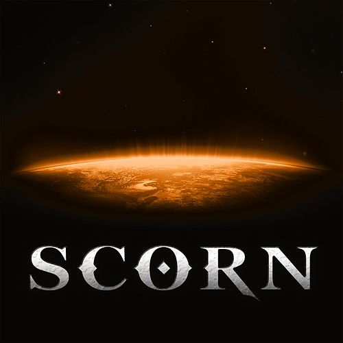 The Storm by Scorn