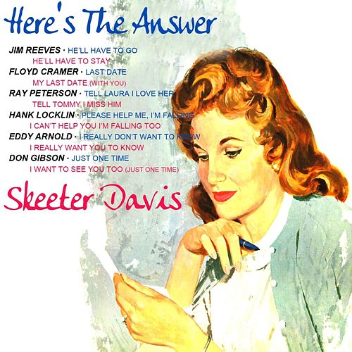 Here's The Answer von Skeeter Davis