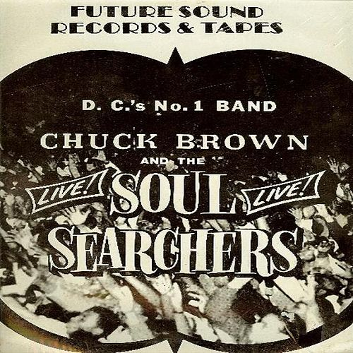 Gogo Swang Side B by Chuck Brown