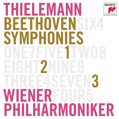 Beethoven: Symphonies Nos. 1, 2 & 3 by Christian Thielemann
