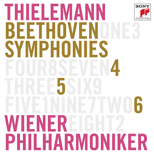 Beethoven: Symphonies Nos. 4, 5 & 6 by Christian Thielemann