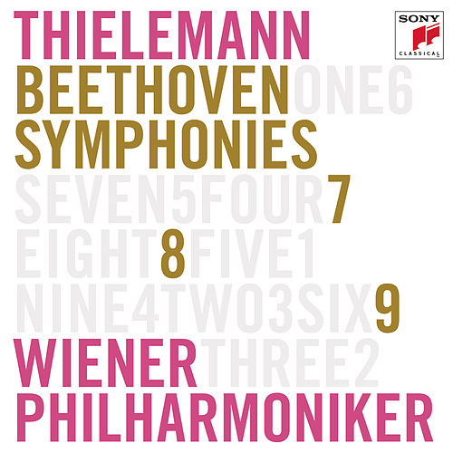 Beethoven: Symphonies Nos. 7, 8 & 9 by Christian Thielemann