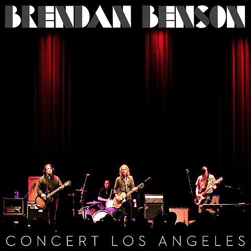 Concert Los Angeles by Brendan Benson
