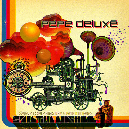 Spare Time Machine by Pepe Deluxe