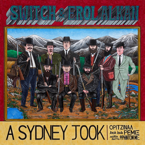 A Sydney Jook by Switch