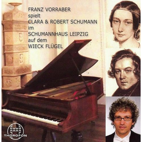 Spielt Robert und Clara Schumann by Franz Vorraber