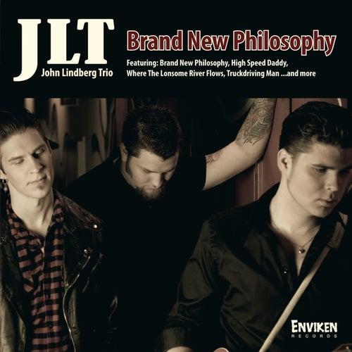 Brand New Philosophy by John Lindberg Trio