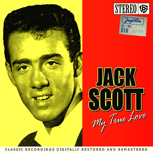 My True Love by Jack Scott