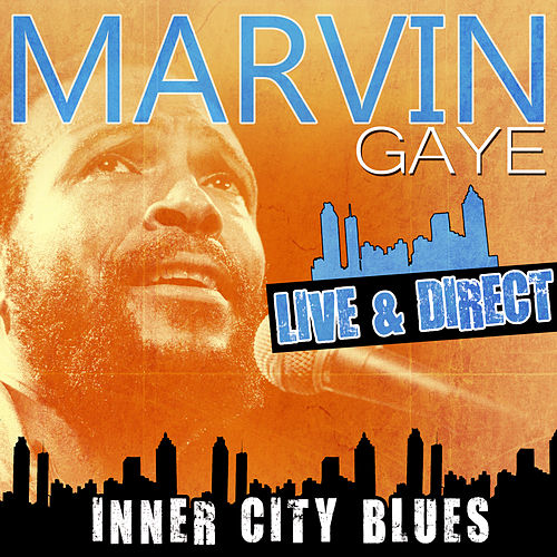 Marvin Gaye - Live And Direct de Marvin Gaye