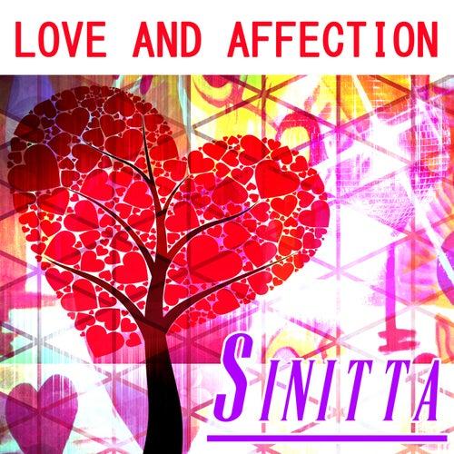Sinitta - Love & Affection de Sinitta