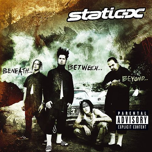 Beneath...Between...Beyond... de Static-X