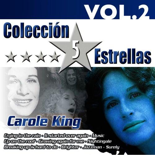 Colección 5 Estrellas. Carole King. Vol. 2 de Carole King