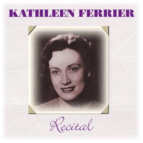Kathleen Ferrier - Recital de Kathleen Ferrier