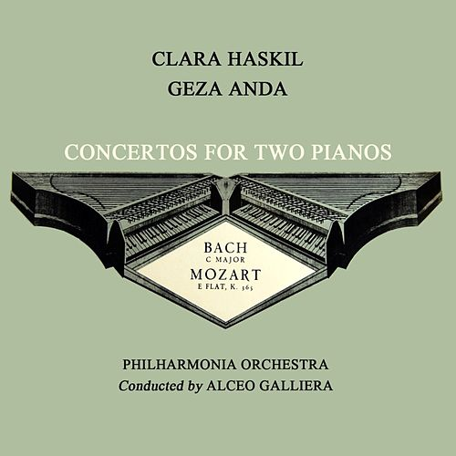 Concerto For Two Pianos de Clara Haskil