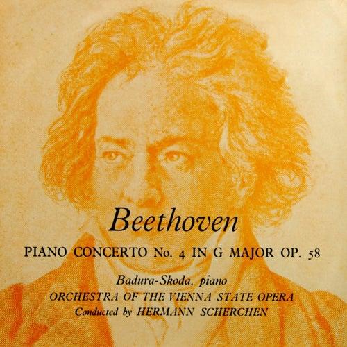 Beethoven Piano Concerto No 4 de Paul Badura-Skoda