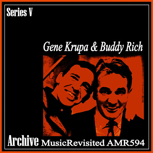 Krupa & Rich von Gene Krupa