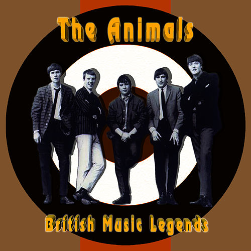 The Animals. British Music Legends de The Animals