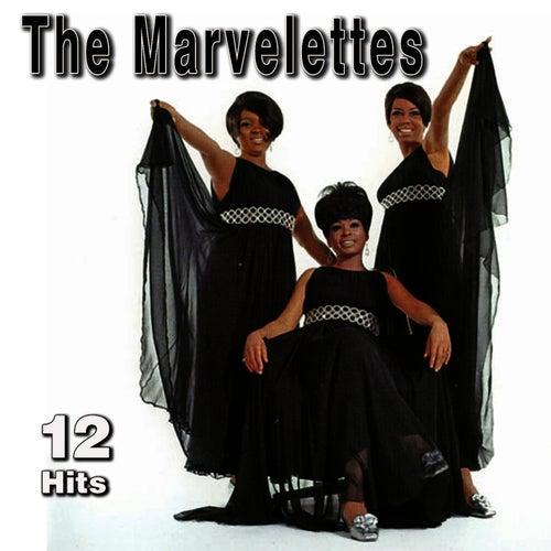 12 Hits von The Marvelettes