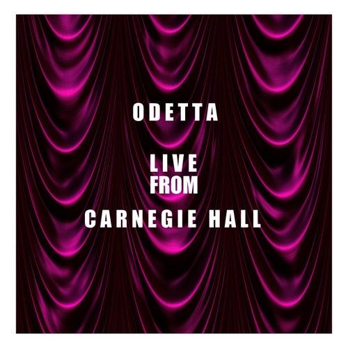 Live From Carnegie Hall de Odetta