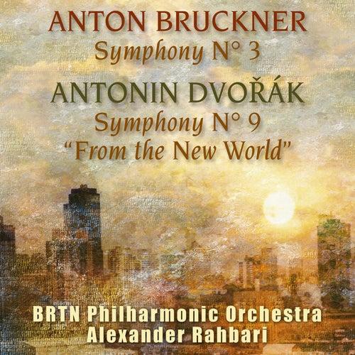 Bruckner: Symphony No. 3 - Dvořák: Symphony No. 9 de Alexander Rahbari