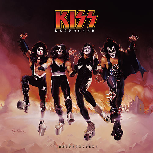 Destroyer Resurrected by KISS