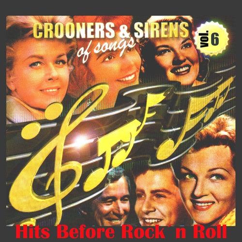 Crooners & Sirens Vol. 6 de Various Artists