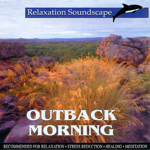 Outback Morning by Anton Hughes