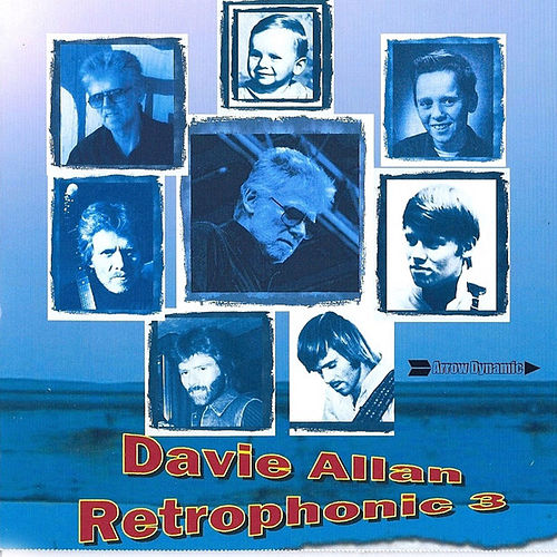 Retrophonic 3 von Davie Allan & the Arrows
