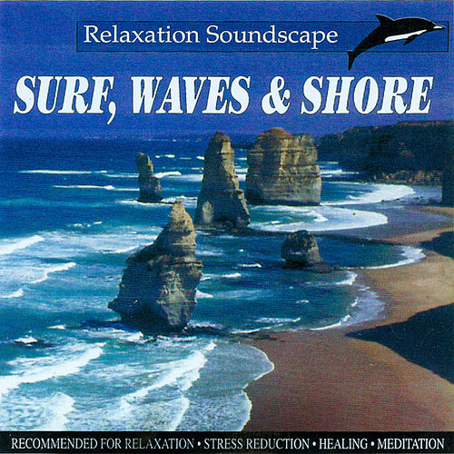 Surf, Waves & Shore by Anton Hughes