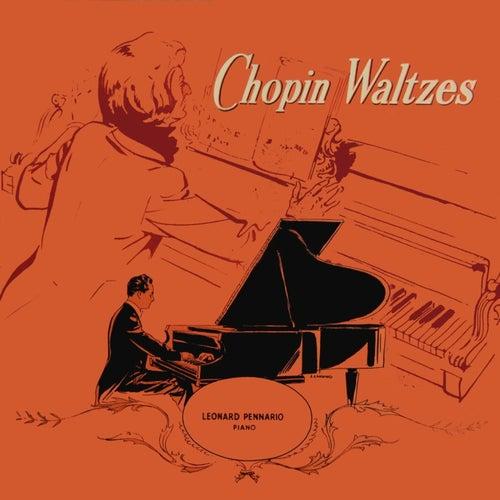 Chopin Waltzes de Leonard Pennario