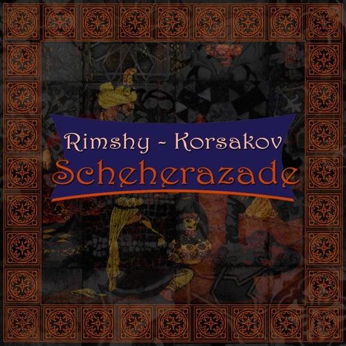 Rimsky-Korsakov's Scheherazade: Symphonic Suite, Op. 35 von L'Orchestre de la Societe des Concerts du Conservatoire de Paris