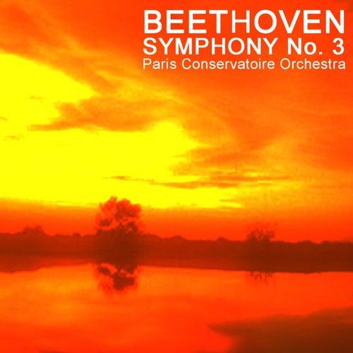 Beethoven: Symphony No. 3 de Paris Conservatoire Orchestra